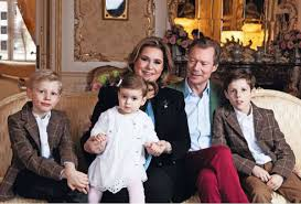 new photos of royal family of luxembourg newmyroyals