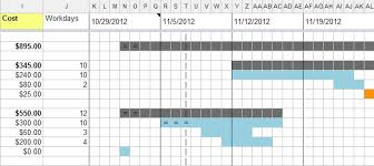 google sheets gantt chart template template idea