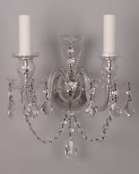 crystal sconces for bathroom bathroom lighting murray feiss wbgs crystal gianna wall sconce