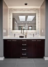 Mirrored Bathroom Vanities by Bathroom Cabinets Storjorm Mirror Cab 2 Door Built In Lighting