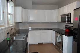 painting kitchen cabinets diy project aholic day install hardware kitchen