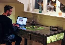 ashley furniture corner desk terrarium desk