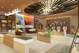 a modern cannabis retail store experience