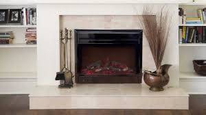 28 inch electric fireplace insert youtube