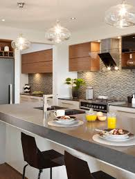 Pictures Of Kitchens With White Cabinets And Black Countertops White Cupboards With Black Benchtops Kitchens Pinterest