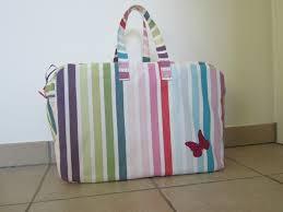 patron sac cuir gratuit le sac week end de marraine papillon a 4 petits points