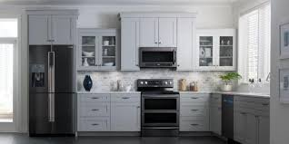 new kitchen black stainless steel is a sleek new kitchen décor trend lifestyle