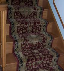 Stair Tread Covers Carpet Stair Covering Ideas For Treads And Risers Wheaton Naperville Il