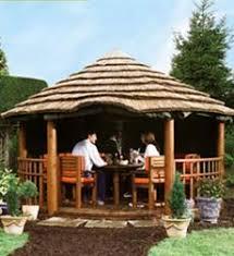 outdoor living garden design tropical garden buildings and huts