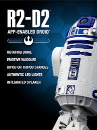 r2 d2 app enabled droid by sphero amazon co uk amazon launchpad