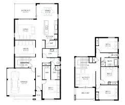 floor plans for 4 bedroom houses four bedroom house plans 4 bedroom 3 bathroom house plans photo 1 3