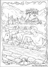 prince egypt coloring pages coloring book