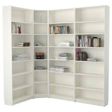 bookcases corner units billy bookcase white 215 135x237x28 cm ikea