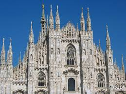 cathedral of milan on emaze