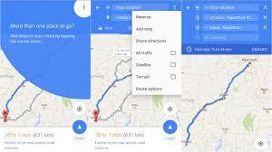 Google Maps App Multiple Destinations Multiple Stops Google Maps Wildwood Boardwalk Map Google Maps Set Home