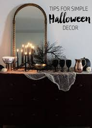 20 Elegant Halloween Decorating Ideas Best 25 Simple Halloween Decorations Ideas On Pinterest Cute