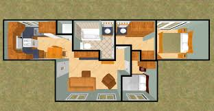 big floor plans the big t squared 480 sq ft shipping container floor plan cozy