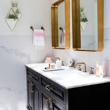 bathroom mirror trim ideas decorative mirrors for bathroom vanity how to walmart best
