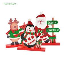 1pcs new ornaments santa claus living room decoration