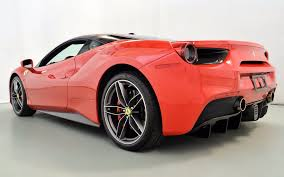 ferrari diamond 2016 ferrari 488 gtb for sale in norwell ma 218691 mclaren boston