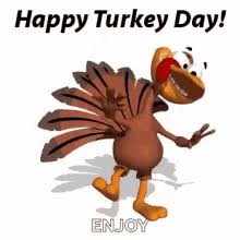 the popular gobble gobble turkey gifs everyone s