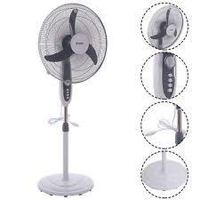 18 4 speed stand fan with remote control model s18601 pedestal fan ebay