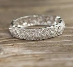 vintage wedding band vintage style wedding band best vintage engagement rings