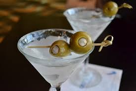 vodka martini with olives drink menu myth nightclub