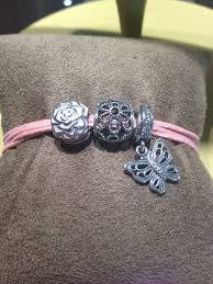 pandora butterfly bracelet charm images Free pandora bracelet event exclusively diamonds jpg