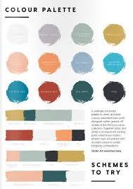 color schemes 2017 2017 palettes from dulux australia offer distilled colour mecc