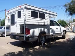 nissan titan camper ez lite truck campers