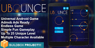 ubounce buildbox game template android eclipse project