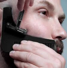 beard shaping tool picture more detailed picture about 3color