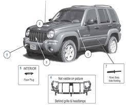 2002 jeep liberty parts liberty parts 4 wheel parts