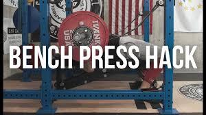 Academy Sports Bench Press Home Gym Bench Press Hack Youtube