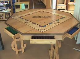 diy board game table board game table plans home plans