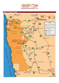 Kalahari Desert Map Cape Town To Namibia Road Map Google Search Route To Namibia