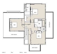 two bedroom cottage plans modern two bedroom house plans photos and
