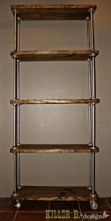 Industrial Shelving Units by Best 25 Galvanized Pipe Shelves Ideas That You Will Like On