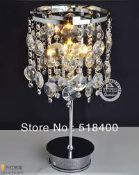 Faux Crystal Chandeliers Crystal Chandelier Table Lamp Suppliers Best Inspiration For