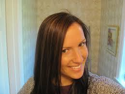 lowlights for brunettes before after got caramel highlights on