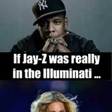 Jay Meme - jay z and illuminati by recyclebin meme center