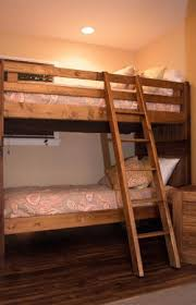 Bunk Beds Auburn Pat Dye Cottage 1 1 Sized Futon Bunk Beds 2