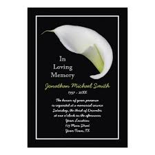 funeral program sle 27 images of funeral service announcement template adornpixels
