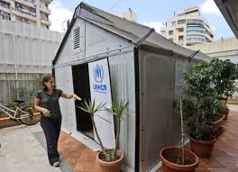 ikea designed easy to build shelters for refugees business insider