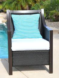 Patio Seat Cushions Patio Ideas Turquoise Deep Seat Patio Cushions Wicker Patio