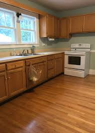 painting kitchen cabinets process painted kitchen cabinets one year later the by