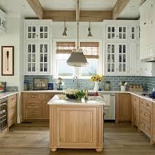 Light Wood Kitchen Cabinets Beach Kitchen Cabinets Neoteric Ideas 10 Best 25 Natural Kitchen
