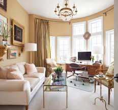 Windows Family Room Ideas Gold Silk Curtain And White For Family Room Ideas