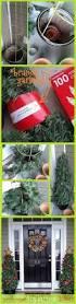 Christmas Porch Light Decorations by 40 Festive Outdoor Christmas Decorations Christmas Porch Light